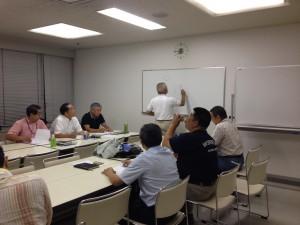2014年7月アイラス介護タクシーグループ埼玉会議
