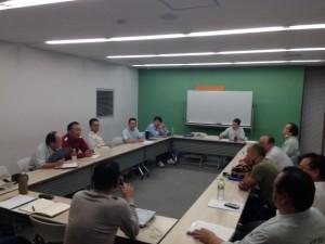 アイラス介護タクシーグループ2014年10月神奈川地域会議