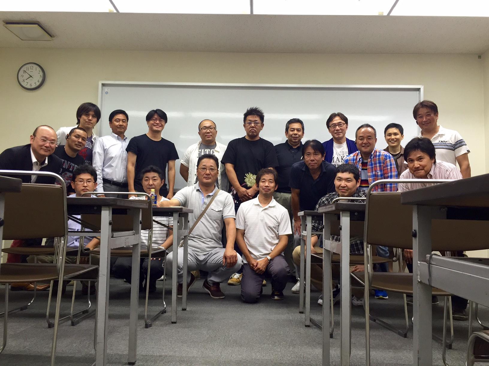 千葉・茨城グループ会議集合写真(H28.6.11)